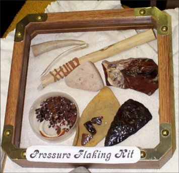 Traditional Pressure Kit Display