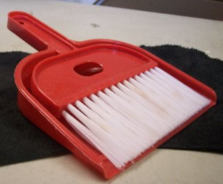 Item #FKS024 - Broom and Dustpan Combo