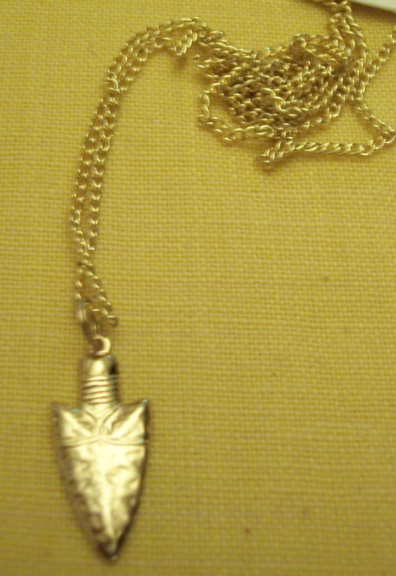 Other Arrowhead Necklaces