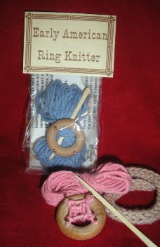 Item #HK041 - Ring Knitter Kit