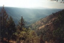 Upper Klamath River Canyon, Oregon