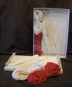 Item #HK062 - Loom Weaving Kit